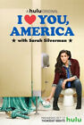Art I Love You America Sarah Silverman Poster 20x30 24x36 TV Series 03 P272