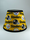 Pittsburgh Steelers NFL Yellow Black Fabric Lamp Shade Lampshade Handmade on eBay