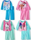 Внешний вид - Girls Pajamas Paw Patrol Frozen Trolls Hello Kitty