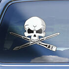 Canvas Painting Crossbones Decal - art oil watercolor acrylic painter sticker
