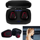 Wireless Bluetooth Stereo Headset Mini True HIFI Sport Earbuds In Ear Headphones