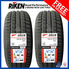 New 205 55 16 RIKEN ROAD PERF 205/55R16 2055516 *MADE BY MICHELIN* (1,2,4 TYRES)
