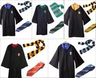 Kyпить Harry Potter Robe+Schal+Krawatte Uniform Komplett Karneval kostüm Cosplay Suit на еВаy.соm