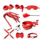 BDSM Adult-Sex SM Toys Handcuffs Cuffs Strap Bandage 10PCS/SET
