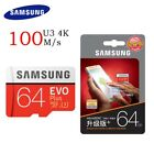 SAMSUNG 32 gb Micro SD EVO Plus 64 gb Carte Mémoire Class10 128 gb microSDXC U3