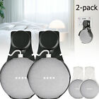 2-Pack Wall Mount Holder Hanger Stand Grip for Google Home Mini Voice Assistants