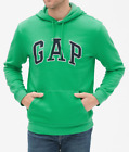 Gap Hoodie Men's Pullover Sweatshirt Fleece Arch Logo Jacket S M L XL XXL