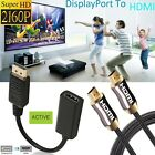 Displayport to HDMI Adapter Cable(Male to Female) for DisplayPort Desktop