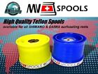 MV TEFLON SPOOLS FOR SHIMANO AND DAIWA REELS BOBINAS SURFCASTING ORANGE