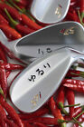 HEAD ONLY Yururi Keigekiku Golf JPN CHILI Wedge CONFORMING K-GEKKU Made in Japan