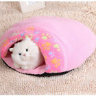 Pet Dog Bed Cat Bed Soft Pet Cat Sleeping Bag Zone Nest Pet Puppy Cave