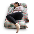 SleepNook Pregnancy Pillow - 3 Piece Maternity Support with Soft Jersey Cover $22.95 USD on eBay