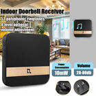 Wireless WiFi DoorBell Smart Video Phone Visual Intercom Door Secure Camera Bell