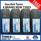 New 215 70 16 100H HILO SPORT XV1 2157016 215/70R16 *C/B RATED* (2,4 TYRES) <br/> FREE NEXT DAY DELIVERY - EXCELLENT TYRES - *C WET GRIP*