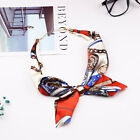 Wristband Wrap Tie Band Neckerchief Pearl necklace Vintage Scarf Head-Neck Tie