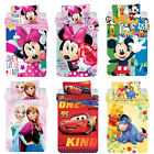 Disney Minnie Mickey Mouse Cars the Pooh Frozen Baby Bed Linen 39 3/8x53 1/8in