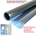 One Way Mirror Tint Window Film Sun/Glare Reduction for Home/Office/Glass/Doors