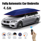 4.6m Automatic Remote Control Car Tent Awning Roof Cover Shade Umbrella By DHL