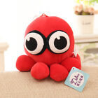 Funny Plush Red Octopus Stuffed Doll Soft Anime Toy Adults Kids Birthday Gifts