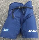 CCM HP35C/ HP35CX Pro Stock Hockey Pants Winnipeg Jets Various Sizes 9309 $105.0 USD on eBay