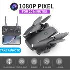 Folding Quadcopter Wifi Hd Real-Time Aerial Remote Control Aircraft RC Drone