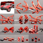 Внешний вид - ALUMINUM UPGRADE PARTS RED FOR RC TRAXXAS 1/16 SLASH 4X4 70054-1