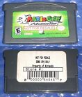 GameBoy Advance Not For Resale Store Demo Kiosk Cartridges GBA Kirby Mario Wario