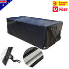 7/8/9ft Outdoor Pool Snooker Billiard Table Cover Polyester Waterproof Dust Cap $46.95 AUD on eBay