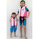 Youth Children Kid Polyester Life Jacket Security Boating Swimming Vest US STOCK