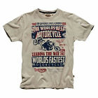 Triumph Leading the way Mens TShirt Official Merchandise Motorcycle $18.48 CAD on eBay