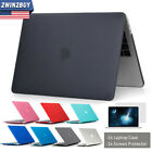 Hard Plastic Matte Case Shell For Macbook Air 13 in  Screen Cover A1369/A1466