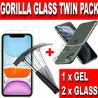 Gorilla Tempered Glass Screen Film Protector for New iPhone XS Max,XR,XS,X <br/> Twin Pack- Retail Box-Best Quality- 15000+ SOLD