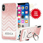 Personalised Monogram Name Phone Case Cover For iPhone Samsung Huawei 029-6