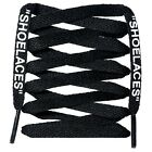 "Внешний вид - ""SHOELACES"" Flat Laces ""The Ten"" Replacement Shipped from Los Angeles OFF WHITE"
