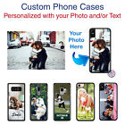 Personalized Image Photo Picture Custom Phone Case Cover for iPhone Samsung LG