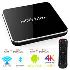 H96 MAX X2 Android 8.1 S905X2 Dual Band WiFi Network Player Set Top Box