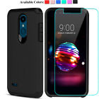 For LG K40/Solo 4G LTE/ K30 /Premier Pro LTE Phone Case Cover + Screen Protector