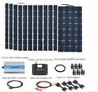 1200W Solar System Kit 100W Panel Module Controller 3000W Inverter Connector