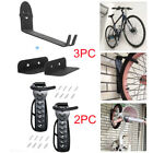 Road MTB Bike Bicycle Storage Wall Mounted Mount Hook Rack Holder Hanger Stand