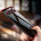For Samsung Galaxy S10 Plus S10e/S10 Hybrid Shockproof Plating Phone Case Cover