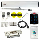 Visionis Automatic Door Closer and Opener + Electric Strike + Reader