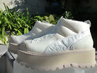 Fenty Puma by Rihanna, SNEAKER BOOT ZIP, Marshmallow, Mens' US 11 or 12, NIB