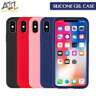 Shockproof Silicone Smart Case Cover Hybrid for Apple iPhone and Samsung Galaxy