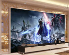 Battle Of Machines 3D Full Wall Mural Photo Wallpaper Printing Home Kids Decor