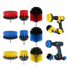 1/3 Pcs Cleaning Drill Brush for Car Carpet Bath Floor Tile Grout Power Scrubber