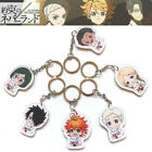Внешний вид - The Promised Neverland Yakusoku no Neverland Cosplay Pendant Keychain New