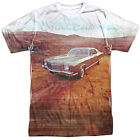 CHEVY MONTE CARLO OLD PHOTO Bold Front Print Men's Graphic Tee Shirt SM-3XL