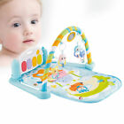 Newborn Musical Play Soft Piano Gym Mat Activity Play Gym Baby Gift Toy Bedroom