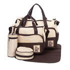 Practical Baby Pad Diaper Nappy Changing Tote Handbag Mummy Mother Bag <br/> ☆Amazing Price☆Multi Function☆Newborn☆Mother Bag☆