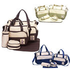 Practical Baby Pad Diaper Nappy Changing Tote Handbag Mummy Mother Bag